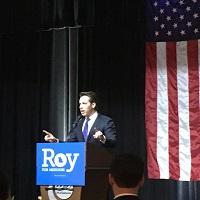 Attorney General elect Josh Hawley