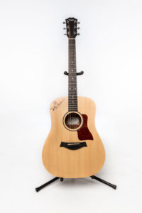 Dave Matthews guitar - Photo courtesy of Veterans United Home Loans