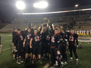 North Andrew claims the 8-man title