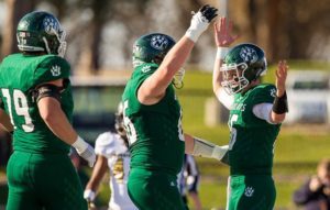 Northwest Missouri makes it 27-straight wins on Saturday (photo/Bearcatsports.com)