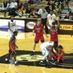 #Mizzou battles back to within two possessions before Arizona pulls away