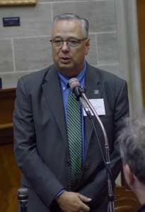 State Rep. T.J. Berry (R-Kearney)