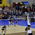Mizzou volleyball season ends at the Sweet 16