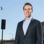 Missouri AG Hawley vague when confronted on possible Senate run