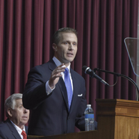Greitens' prepare for Asia trade mission