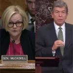 Missouri U.S. Senators mirror party line division on chamber's GOP healthcare plan