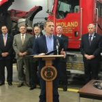 Governor Greitens says new law helps reform legal system and create jobs