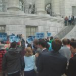 Missouri Bootheel residents rally with Greitens for jobs bill