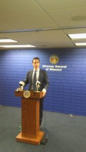 Missouri AG Hawley releases more details on Tory Sanders
