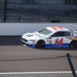 Kahne win, crashes, pressures McMurray and Bowyer