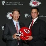Veach formerly introduced as Chiefs GM