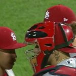 Rosenthal ailing?  #STLCards let lead slip away in the ninth after closer removed