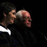 Vermont Senator Sanders emphasizes diplomacy during Missouri lecture