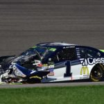 McMurray's slim hopes vanish at Kansas; Truex wins