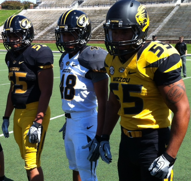 Mizzou makes splash in SEC, voted best uniforms - Missourinet