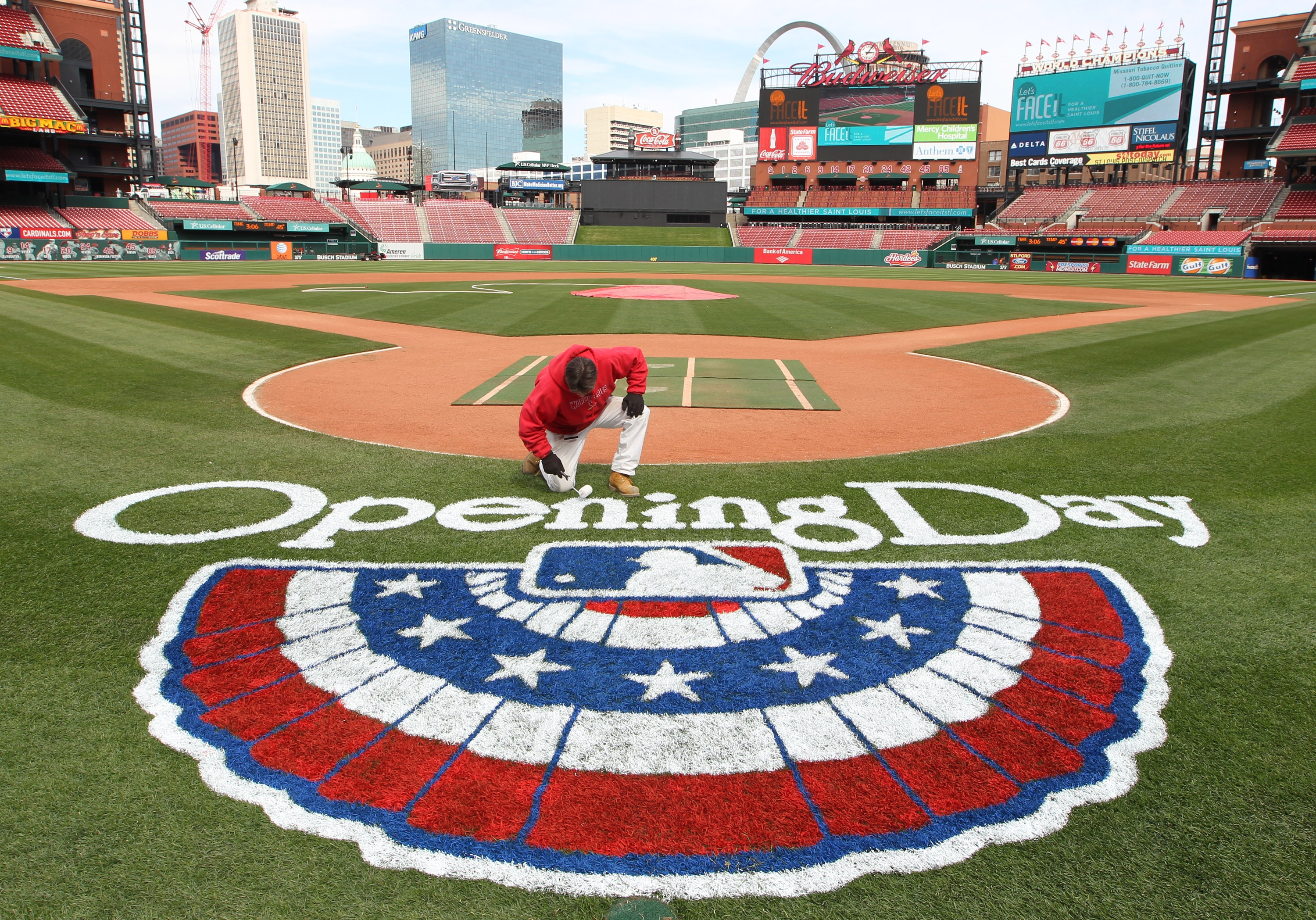 Download the #Royals and #STLCards 2017 schedules