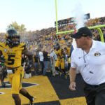 Another slap in the face to #Mizzou after the Tigers picked for fourth in SEC East