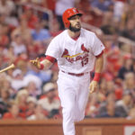 Flaherty works past jams and Cardinals avoid sweep.  Players react to win (AUDIO)
