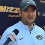 AP Preseason football poll.  Mizzou's first three SEC opponents draw attention.  Heupel's UCF Knights in the top 25