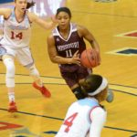 History making night for Missouri State women's basketball