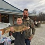 11-year-old Missourian gets world record catch of fish
