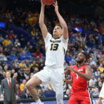 Michael Porter cancels draft workouts. Former #Mizzou forward dealing with a strained hip