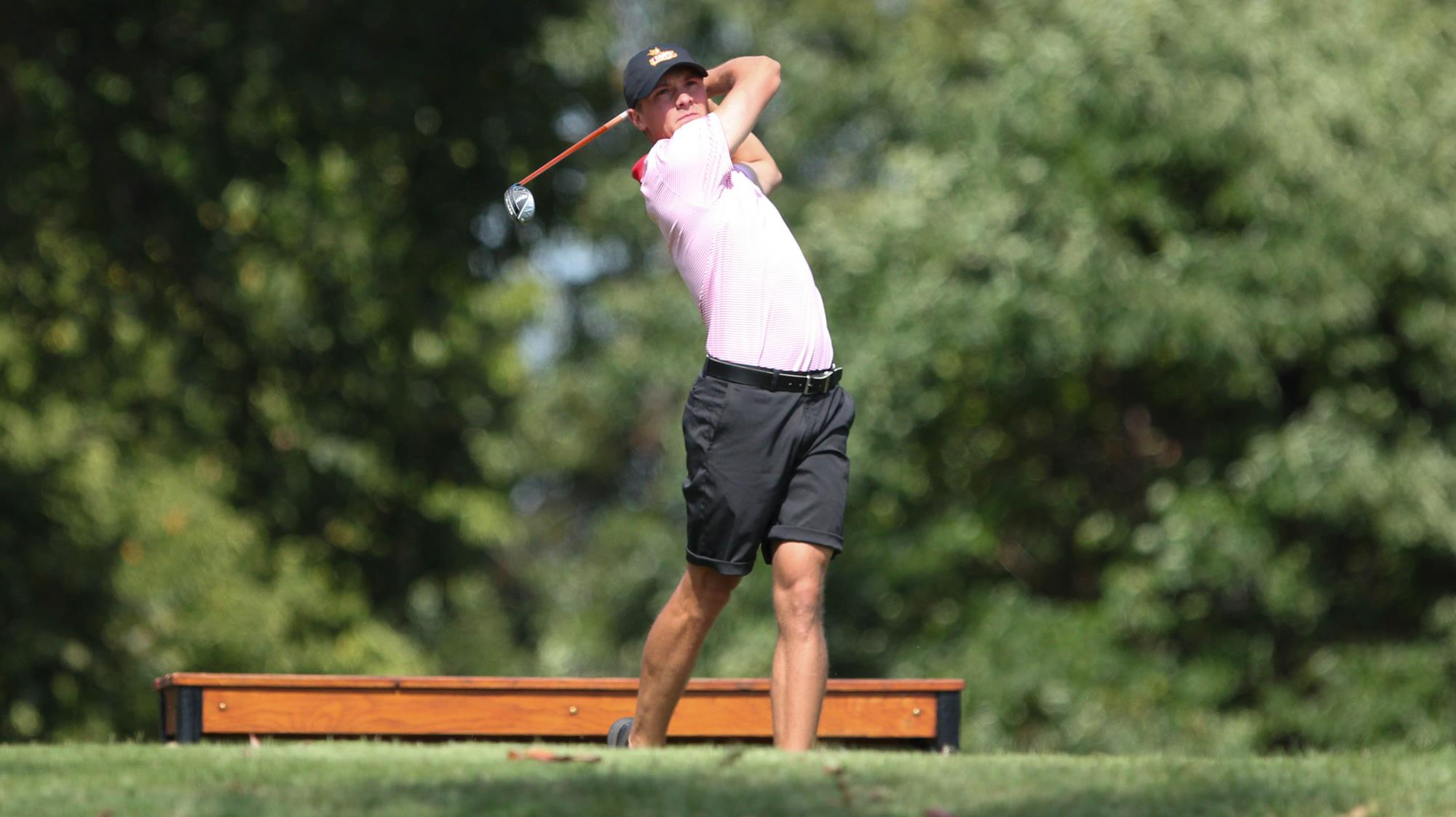 UMSL men's golf in 8th place after opening round of D-II ...