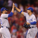 Royals rock Cardinals bullpen to win series in the 10th inning