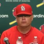 Cardinals win Shildt's debut as manager.  Focus turns to second half