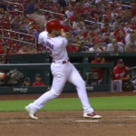 DeJong's walk-off keep the Cardinals on a hot streak