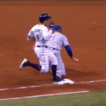 Overturned call at first the difference in Royals 1-0 loss to Rays