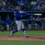 Late homer costs Royals