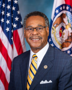 Missouri Congressman Emanuel Cleaver September 2018
