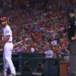 Bill Pollock Show–Gyorko man's up for Cardinals loss.  Carpenter complains about ejection (PODCAST)