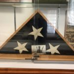 VFW member discovers important artifact in attic of Missouri post