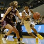 Mizzou women hold off Missouri State despite scoring three points in the third quarter