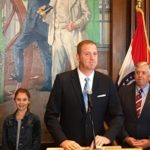 Governor Parson appoints state Treasurer Eric Schmitt as Attorney General