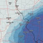 Early winter storm could bring up to 6 inches of snow in eastern Missouri