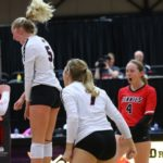 Jennies volleyball back in NCAA tournament with at-large bid