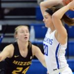 Mizzou women picked up their fifth straight victory with win over SLU