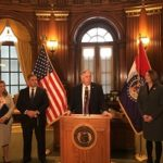 Governor Parson to vastly reorganize numerous state agencies