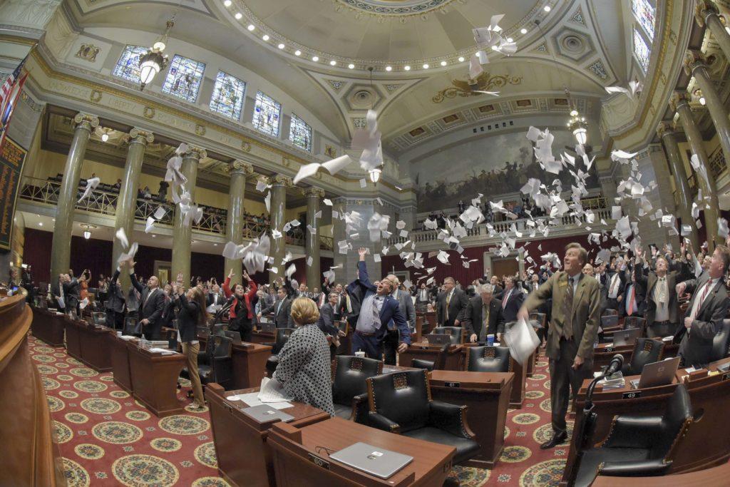 What bills did the Missouri Legislature pass this year? See
