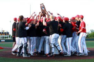 Mules win MIAA baseball tourney  One of three Missouri teams to
